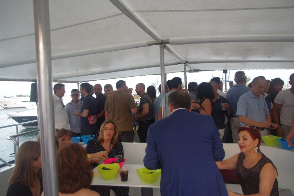 Gala eventos de networking en valencia grupo valencia conecta