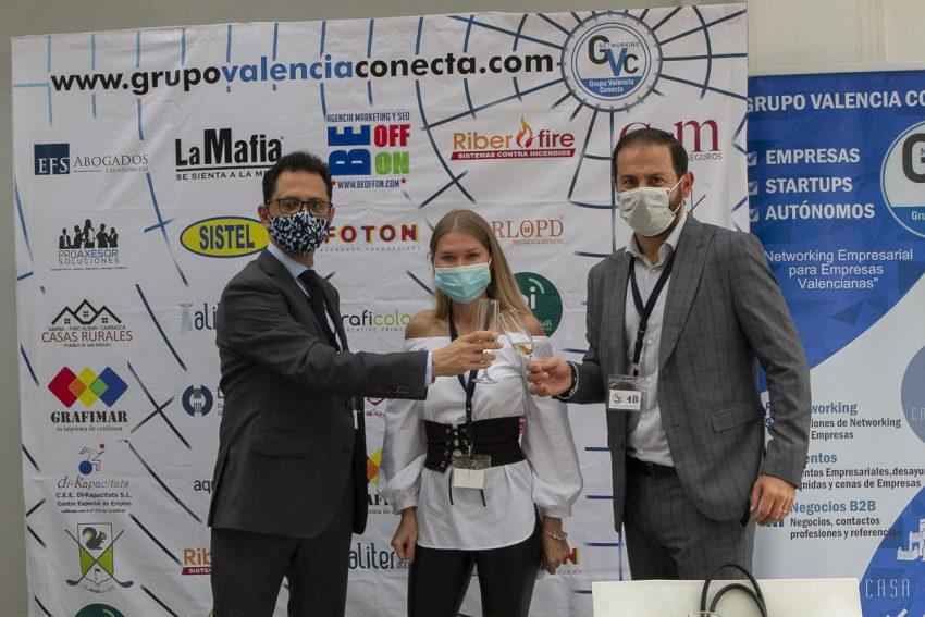 networking empresarial nueva normalidad en valencia alboraya grupo valencia conecta