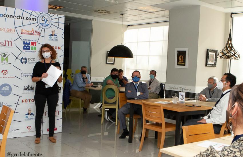 Grupo Valencia Conecta en Valencia reuniones de empresas
