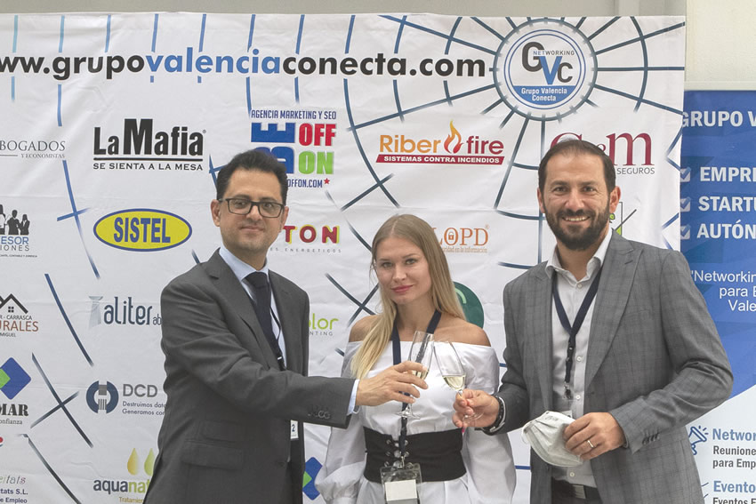 REAL BUSINESS CONNECTION DAVID FRANKE Y GRUPO VALENCIA CONECTA