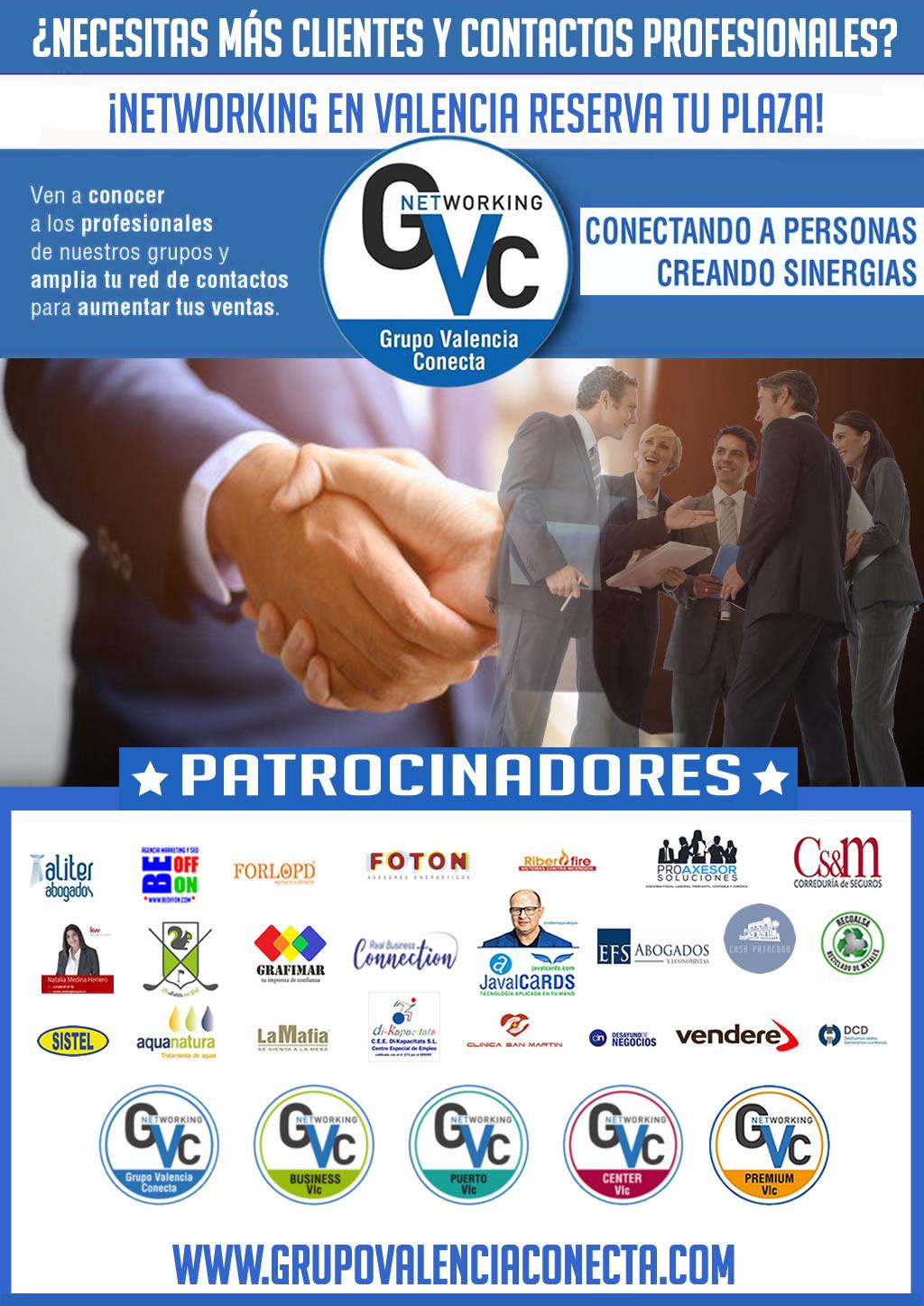 networking en valencia - grupo valencia conecta